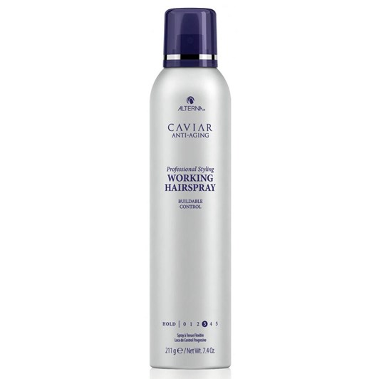 Alterna CAVIAR Anti-Aging Professional Styling Working Hair Spray 211g