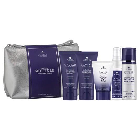 Alterna Replenishing Moisture Ritual- Deluxe Travel Kit
