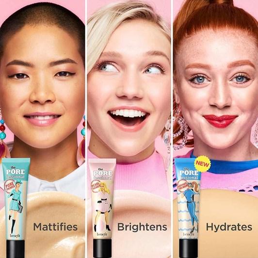 benefit 3 Primer Pros Pore Set