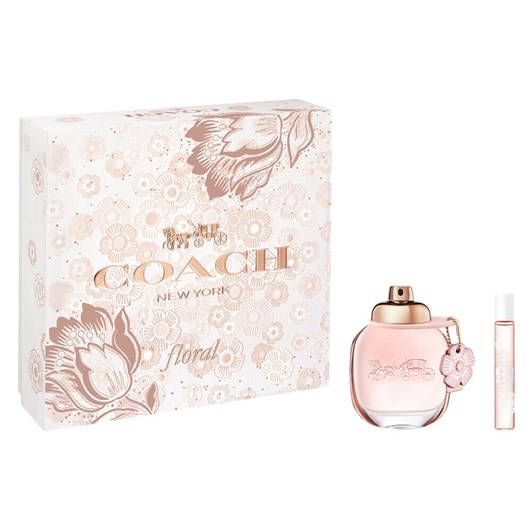 Coach Floral Eau de Parfum 50ml Duo Set