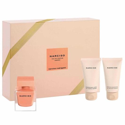 Narciso Ambree Eau de Parfum 50ml Set