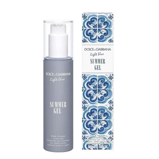 Dolce&Gabbana Light Blue Pour Homme Summer Gel 150ml