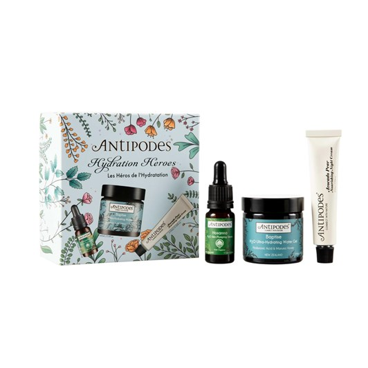 Antipodes Hydration Heroes Xmas Gift Pack