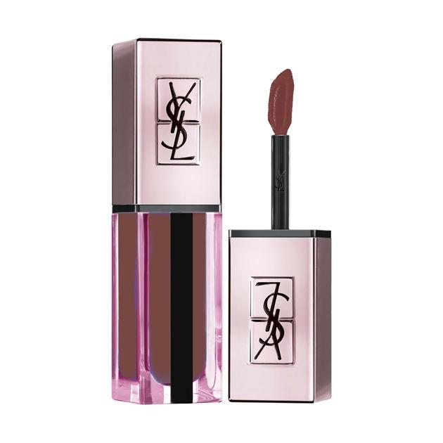 Yves Saint Laurent Vernis À Lèvres Water Stain Glow Lip Gloss - 205 secret rosewood