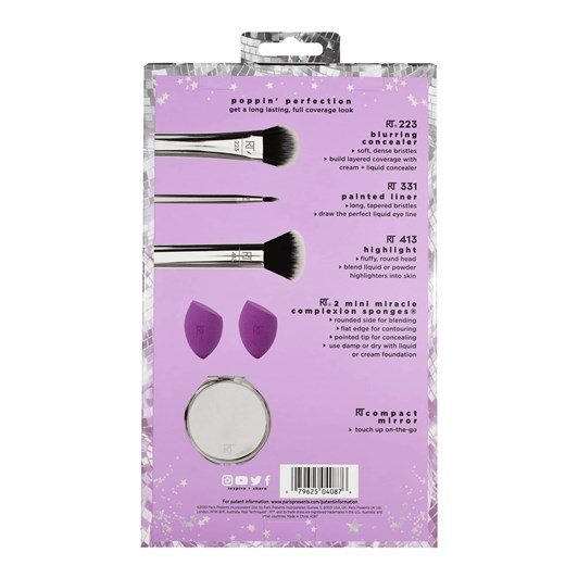 Real Techniques Popin Perfection Set