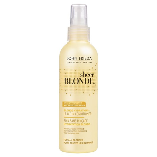 John Frieda Sheer Blonde Hydration Leave In Conditioner 200ml