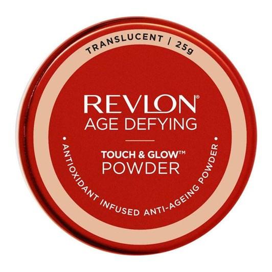 Revlon Age Defying Touch & Glow Powder Translucent