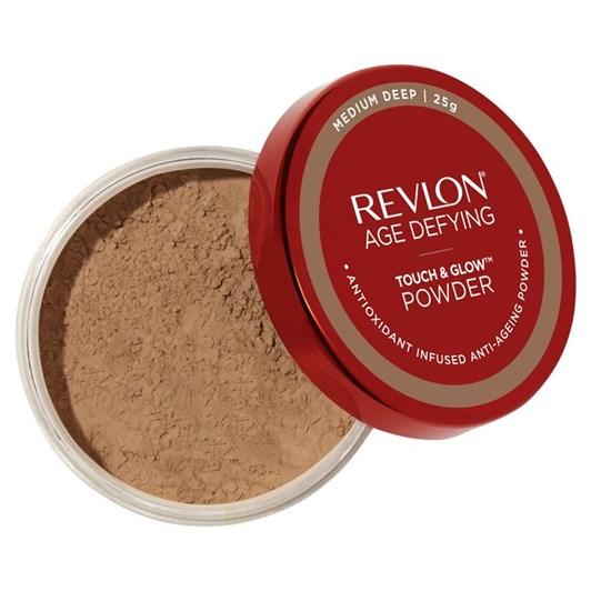 Revlon Age Defying Touch & Glow Powder Medium/Deep