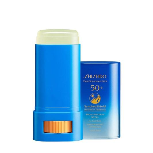 Shiseido Clear Sunscreen Stick SPF 50+