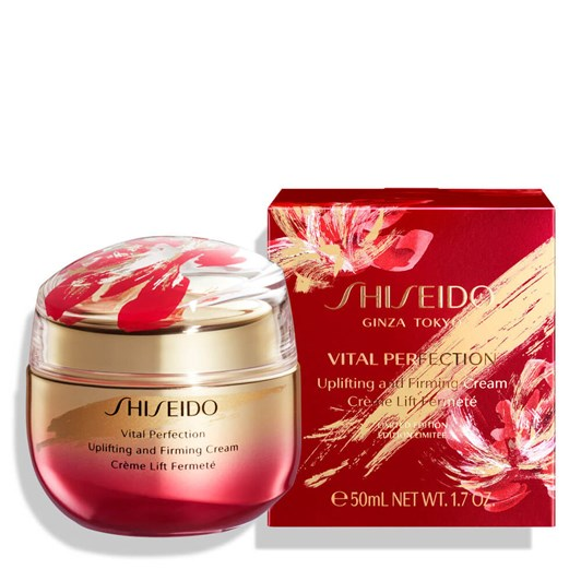 Shiseido Vital-Perfection Uplifting and Firming Cream Limited Edition 50ml