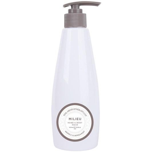 The Aromatherapy Co. Milieu Hand & Body Wash 400ml - Neroli & Bergamot