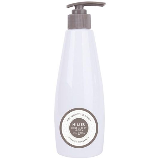 The Aromatherapy Co. Milieu Hand & Body Lotion 400ml - Neroli & Bergamot