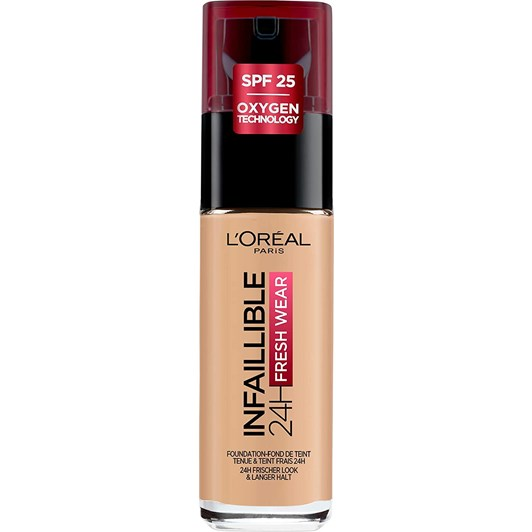 L'Oreal Paris Infallible Freshwear Foundation - 200 Golden Sand