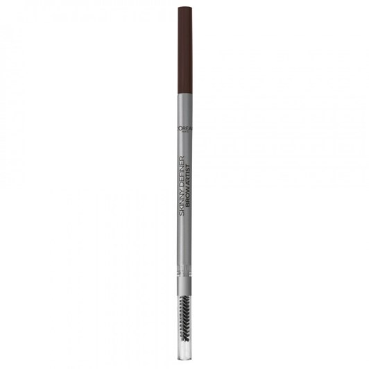L'Oréal Paris Skinny Definer Eyebrow Pencil - 108 Dark Brunette