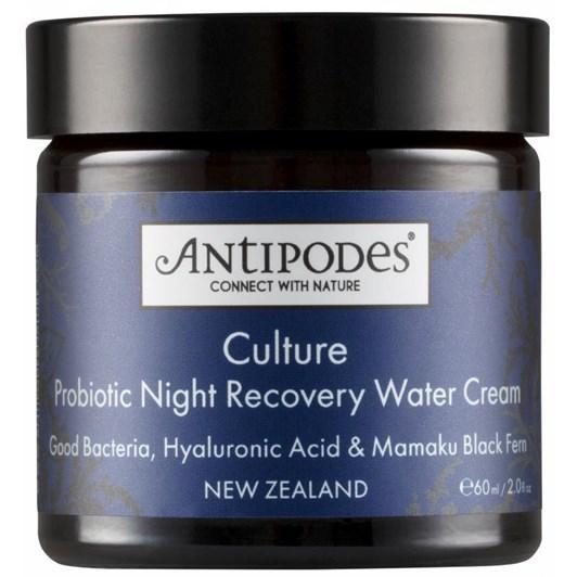 Antipodes Culture Probiotic Night Water Cream 60ml