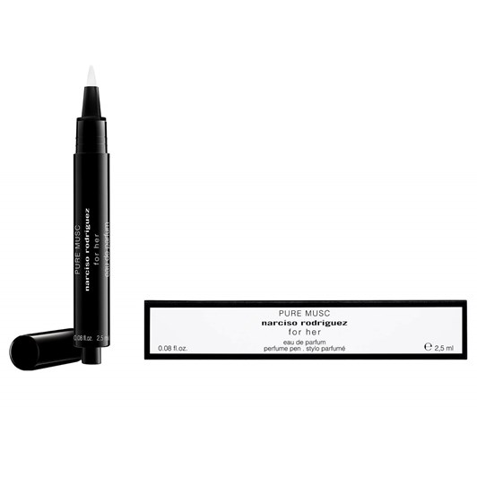 Narciso Rodriguez Women's Pure Musk Eau de Parfum Perfume Pen 3.2ml