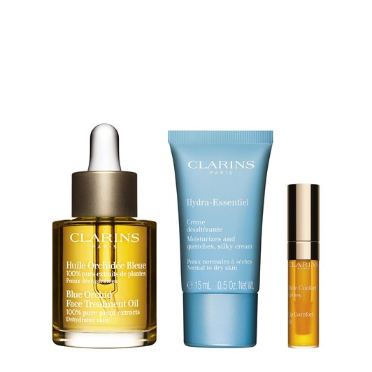 Clarins Comforting & Nourishing Aroma Collection