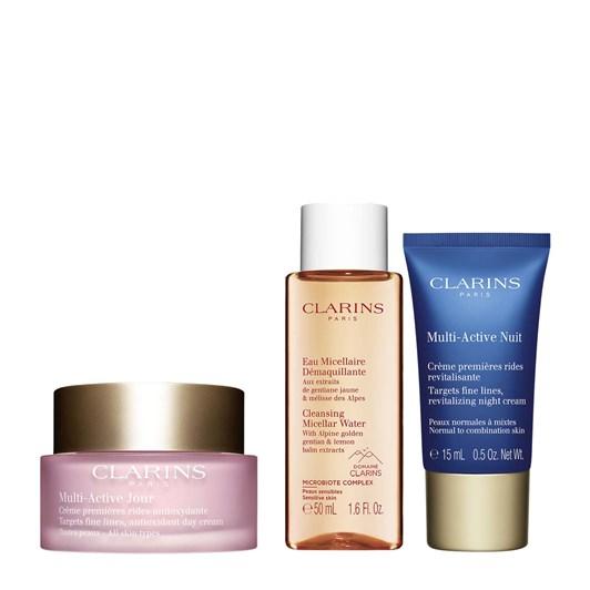 Clarins Multi-Active Skin Starter Kit