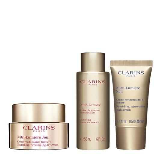 Clarins Nutri-Lumière Skin Starter Kit