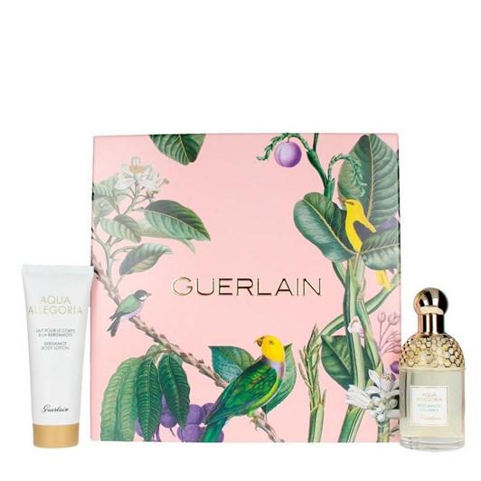 Guerlain Aqua Bergamote Calabria EDT Gift Set 75ml + BL