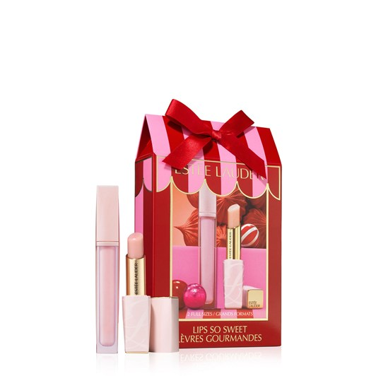 Estee Lauder Lips So Sweet Gift Set (Valued at $122)