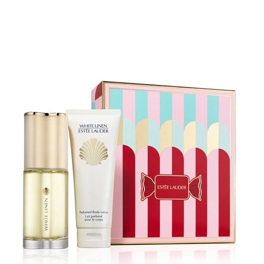 Estee Lauder White Linen Indulgent Duo Gift Set (Valued at $228)