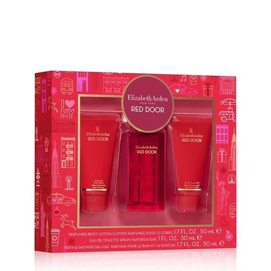 Elizabeth Arden Red Door 30ml 3Pc Set