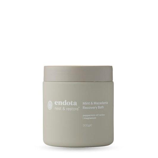 Endota Mint & Macadamia Recovery Bath  300G