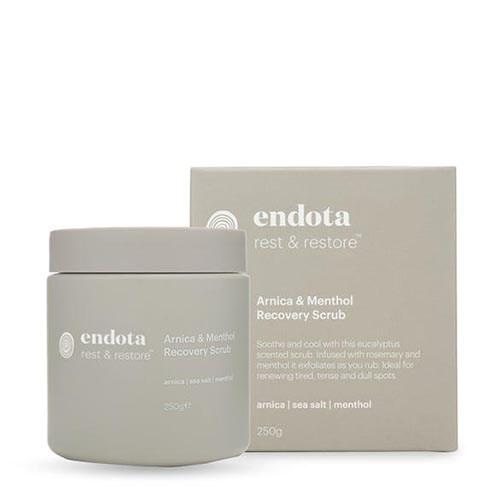 Endota Arnica and Menthol Recovery scrub