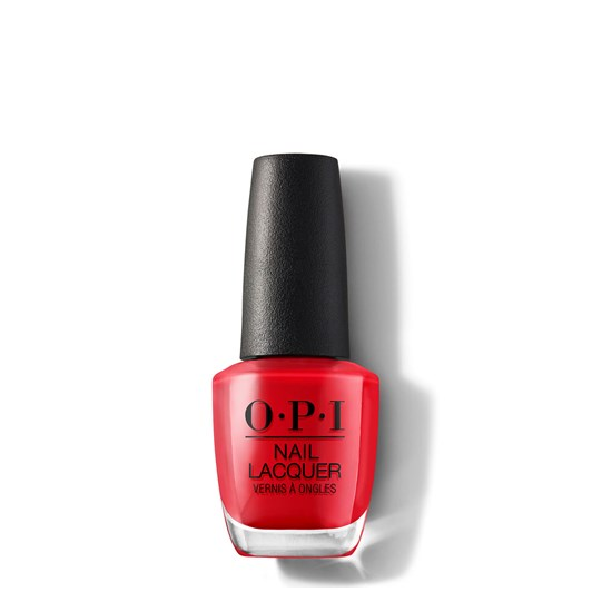 OPI Nail Lacquer Red Heads Ahead