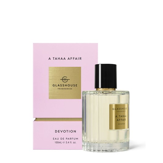 Glasshouse Fragrances A Tahaa Affair Eau de Parfum 100ml