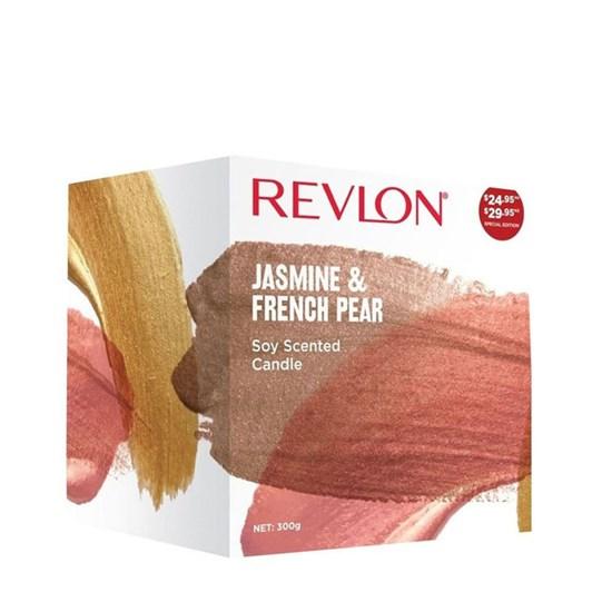 Revlon Jasmine & French Pear Candle