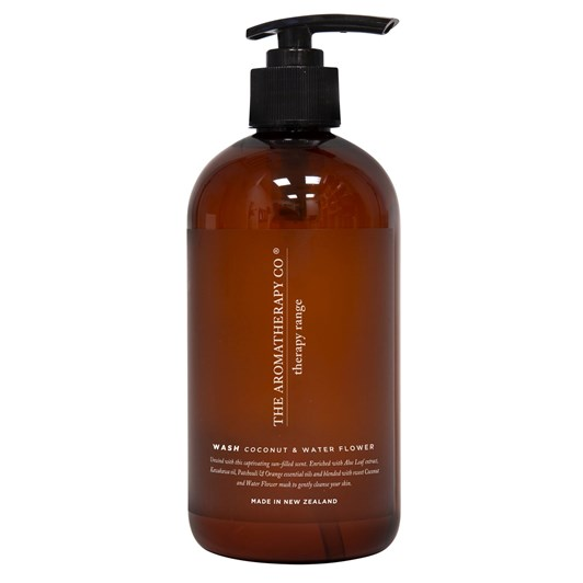 Therapy® Hand & Body Wash Unwind 500ml - Coconut & Water Flower