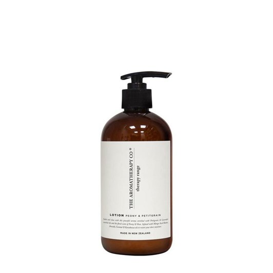 Therapy Hand & Body Lotion 500ml Soothe - Peony and Petitgrain