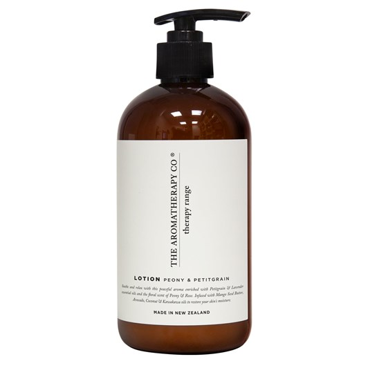 Therapy® Hand & Body Lotion Soothe 500ml - Peony & Petitgrain