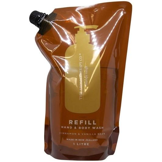 Therapy Hand & Body Wash Refill 1000ml Balance - Cinnamon & Vanilla Bean