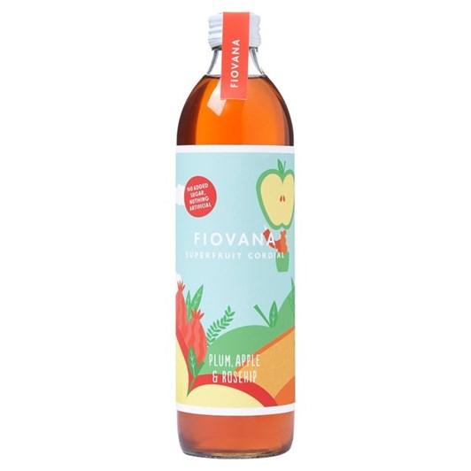Fiovana Plum, Apple & Rosehip Superfruit Cordial 500Ml