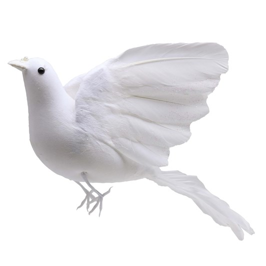 """Large Flying Dove 12"""""""
