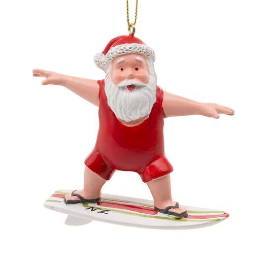 New Zealand Surfing Santa 3.4 Inch