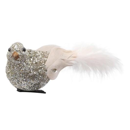 Beaded Bird Tiffany