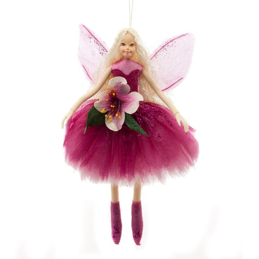 Feijoa Flower Fairy Pink