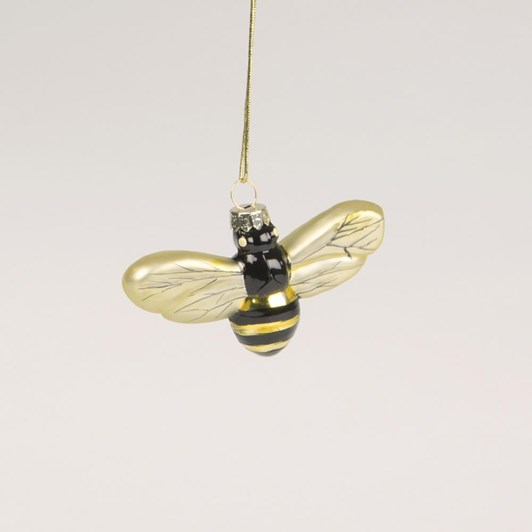 Sass & Belle Golden Bee Bauble