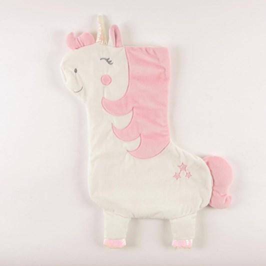 Sass & Belle Betty The Rainbow Unicorn Christmas Stocking