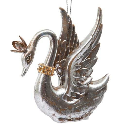 Silver Swan 4 Inch