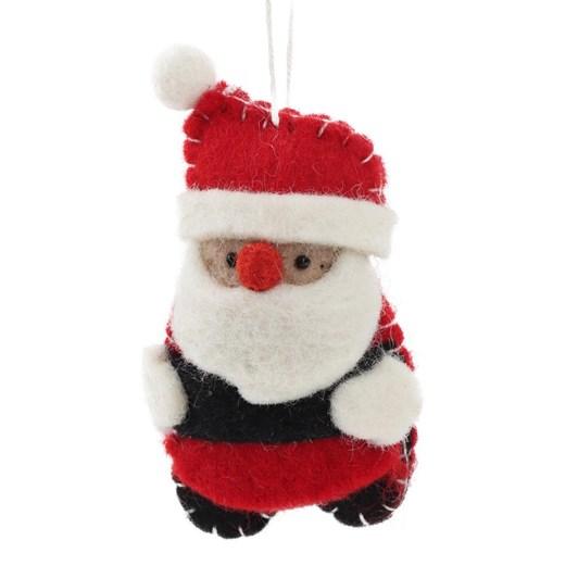 Trade Aid Felt Santa