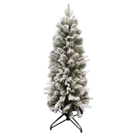Christmas Tree Snowy Slim 4 Foot