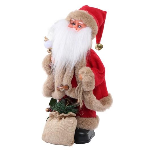 Singing Santa Claus 30Cm