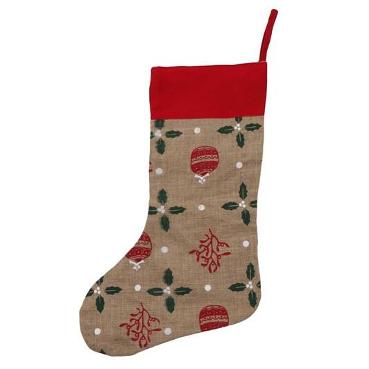 Trade Aid Christmas Stocking