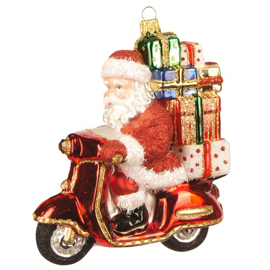 Impuls Santa Clause On Scooter