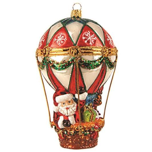 Impuls Santa In Hot Air Balloon